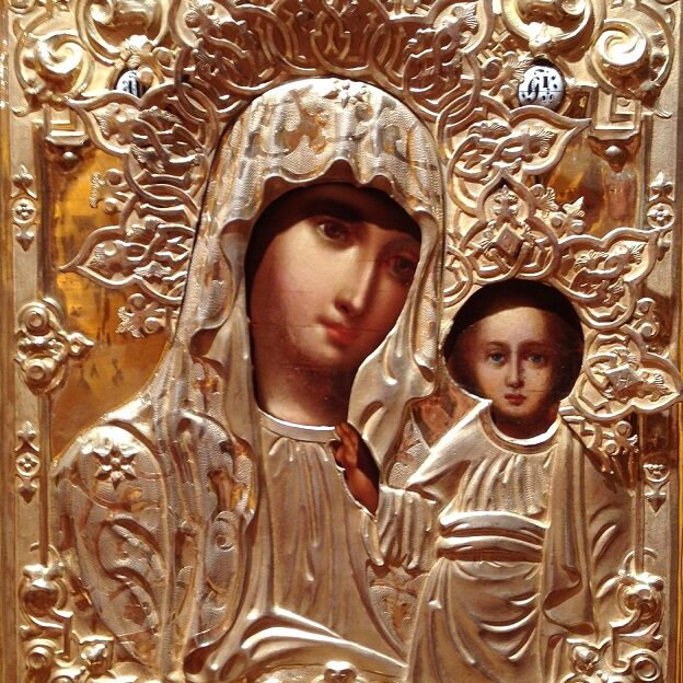 210 Madre di Dio di Kazan