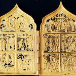le dodici grandi feste, Icone da viaggio