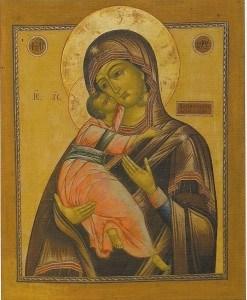 Canoni iconografici della Madre di Dio