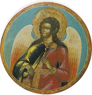 canoni iconografici degli Angeli