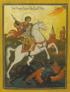 canoni iconografici dei Santi