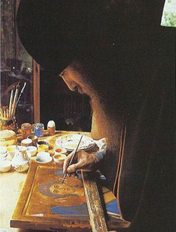 maestri iconografi