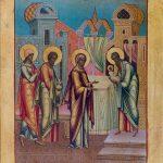 3 Presentazione di Cristo al Tempio