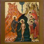 89 Battesimo di Cristo