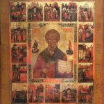 317 San Nicola con scene della vita
