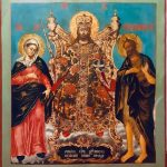 C12 – Cristo in Trono
