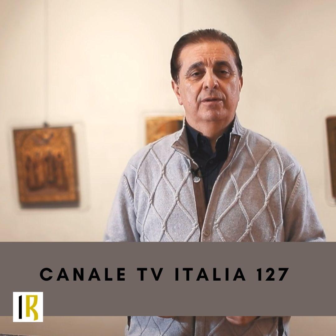 Giovanni Boschetti - Canale TV Italia 127
