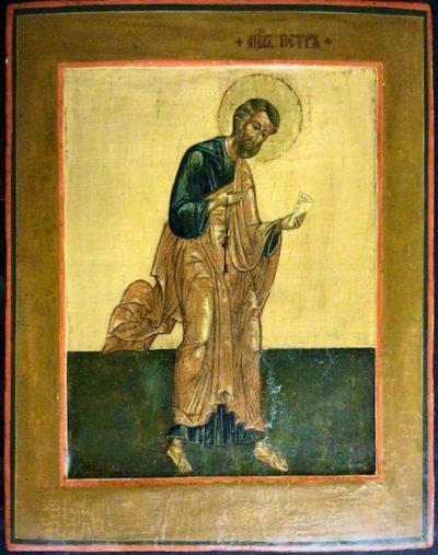 San Pietro, Sacre Icone, Icone da collezione