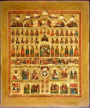 Iconostasi, Sacre icone, Icone da collezione
