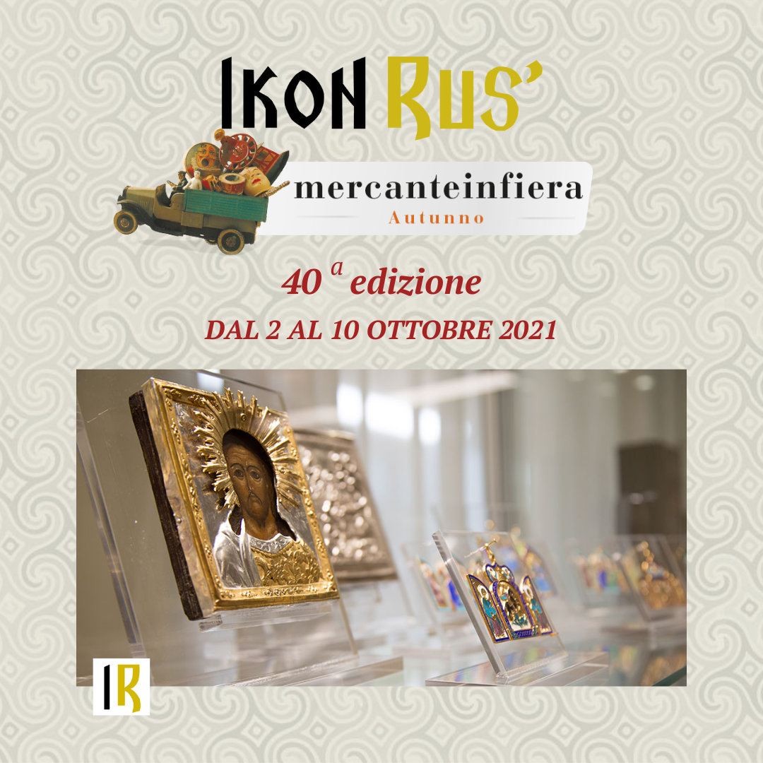 Mercanteinfiera di Parma, icone russe antiche, Ikon Rus'